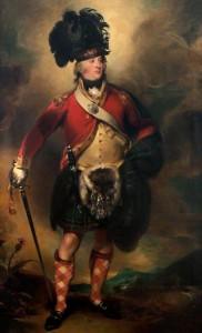 Francis Humberston Mackenzie, 78th Highlanders Regiment, Wm. Dyce, c1840.