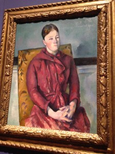 Photo of Cezanne Red Dress series by The Sultanette.