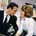 Miss Moneypenny negotiates.
