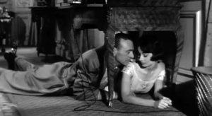 Love in the Afternoon, Cooper & Hepburn, 1957.