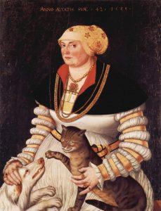 Cleophea Holzhalb,Hans Asper,1538.
